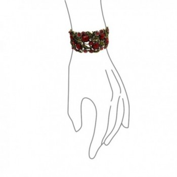 Bling Jewelry Simulated Crystal Bracelet