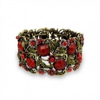 Bling Jewelry Simulated Crystal Bracelet in Women's Cuff Bracelets