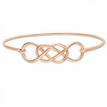 NOUMANDA Fashion Simple Infinity Bracelet