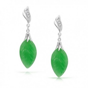 Bling Jewelry Simulated Earrings Sterling in Women's Drop & Dangle Earrings