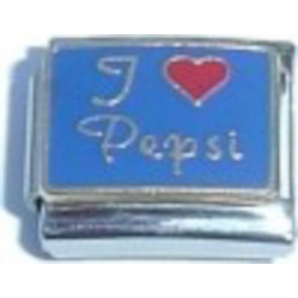I Love Pepsi Italian Charm - CC110OXBAR1