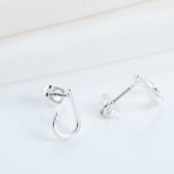 Qiandi Earrings Birthday Wedding Jewelry in Women's Stud Earrings